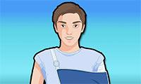 Operation: Die Schulter